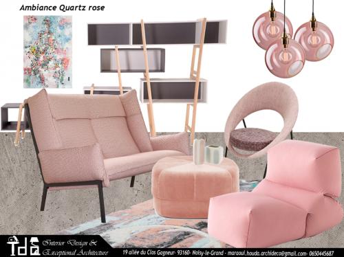 quartz roseb